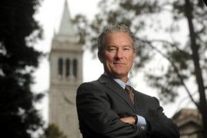 Rich Lyons, dean of UC Berkeley's Haas School of Business (photo: Copyright Noah Berger)